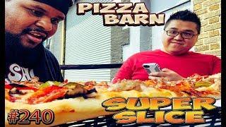 Pizza Barn Super Slice!!!