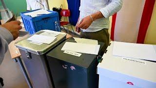 SPD y CDU empatan en las elecciones alemanas, según sondeos