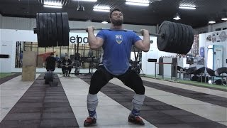 CLEAN & JERK / A.TOROKHTIY
