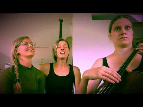 """Hallelujah"" - cover by Kristina Anna, Jo & Mary May Love"