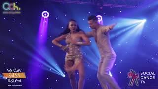 Danger & Yunaisy - Salsa Show | Warsaw Salsa Festival 2018