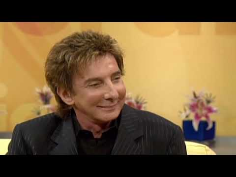 BILL BOGGS INTERVIEWS BARRY MANILOW RE: Music and AFIB