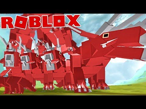"Dinosaur Simulator (Roblox) - Manada de Trike, Realismo BR ""Triceratops"" - (#31) (Gameplay PT-BR)"