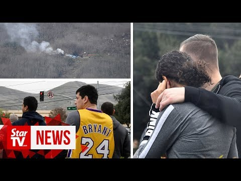Eyewitness saw Kobe Bryant's helicopter flying low, heard explosion