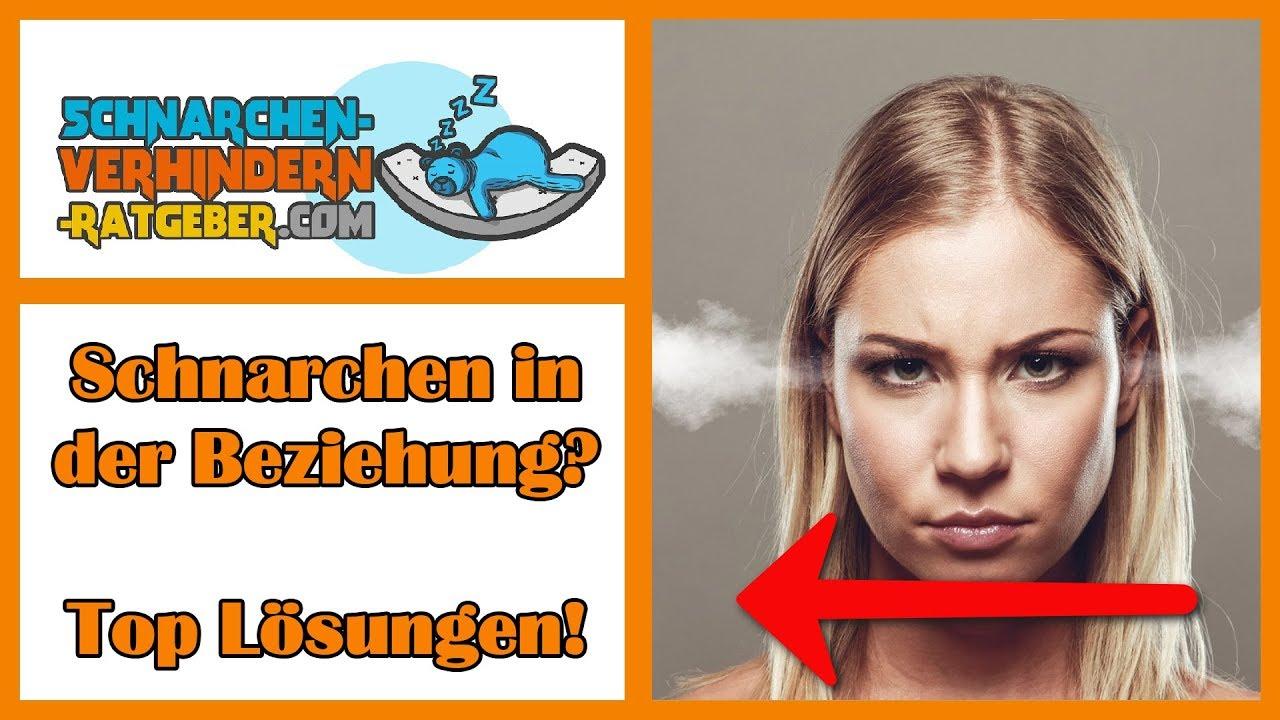 Schnarchen In Der Beziehungu2049 DIE Lösung U203c