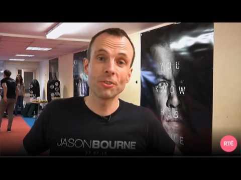 Krav Maga Ireland Teaches Media How to Fight like Jason Bourne