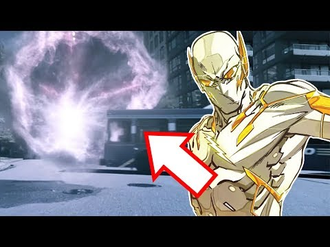 Godspeed is ONE of the Bus Meta-Humans? - The Flash Season 4 Q & A