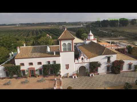 Hacienda La Indiana y Hacienda de Orán, Utrera. Sevilla