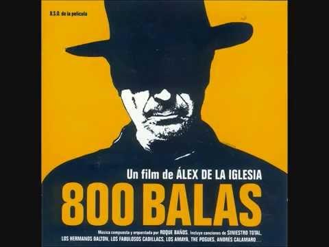 Roque Baños - 800 Balas - Entierro, marcha triunfal