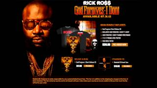 Rick Ross - God Forgives I Don't ( Album Snippets )