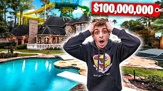 Download I Went to the MOST EXPENSIVE HOUSE in the WORLD!! **backyard waterpark** Mp3 and Videos