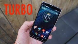 Motorola DROID Turbo Unboxing & Hands-On | Pocketnow