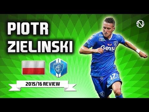 PIOTR ZIELINSKI | Goals, Skills, Assists | Empoli | 2015/2016 (HD)