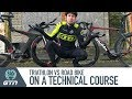 Time Trial Vs Road Bike: What's The Best Triathlon Bike For A Technical Course?