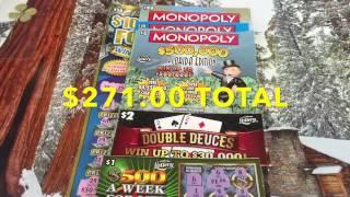 OMG BIGGEST WIN ON BIGGEST SCRATCHER EVER!!! $10,000,000 FORTUNE SCRATCHER | charlott sklar