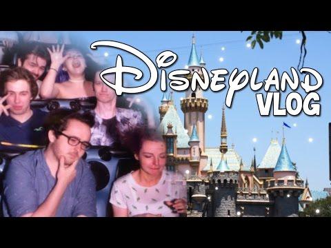 DISNEYLAND/California Vlog!