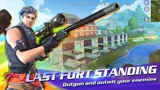 Fortcraft - Download e Gameplay da copia de fortinite para celular