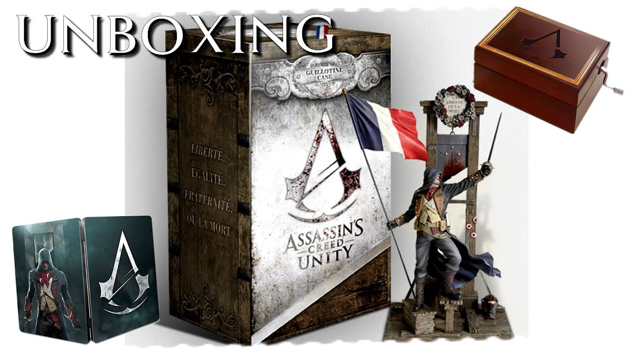 Assassin's Creed Unity Collector's Edition - PC - amazon.com