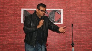 Bangla Stand-up Comedy on American Bodna (বদনা) - by Naveed Mahbub