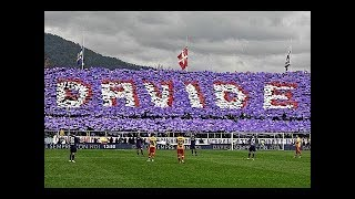 Fiorentina stop match against Benevento on 13 minutes to honour tragic former captain
