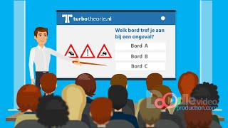 Driving Theory Exam Explainer Video   Doodle Video Production