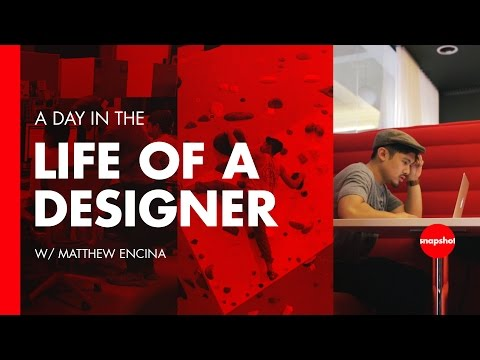 Day in The Life of a Designer – Twenty Four hours with Creative Director Matthew Encina