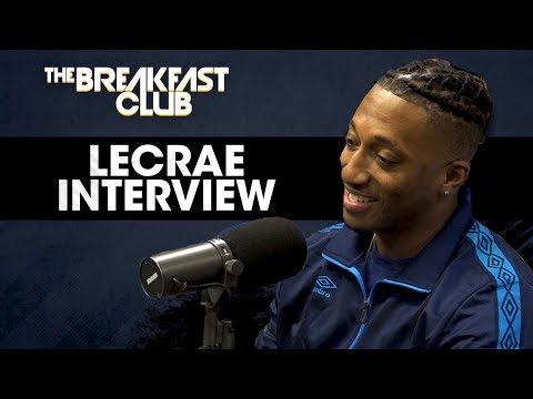 LeCrae Speaks On New Music And How He Saved A Woman From Suicide