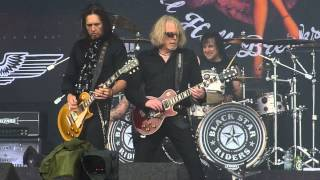 Black Star Riders - The Boys Are Back In Town - Live at Download Festival 15th June 2013