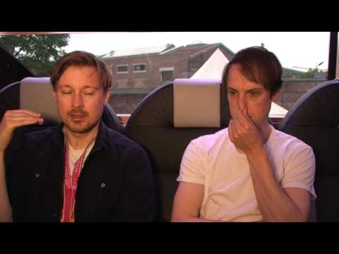 interview with Uk Band Django Django