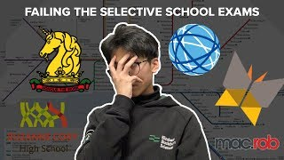 I Failed The Selective Entrance Exams in Victoria - What I learnt