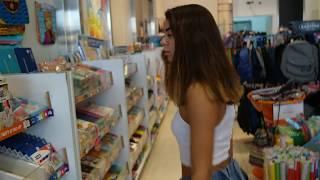 קונה ציוד בסטייל, מה קשור ברצלונה,לא מאמינה שהלימודים מתחילים!! | BACK TO SCHOOL - אנג'ל