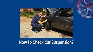 Car Suspension Checking - PakWheels Car Inspection Tips