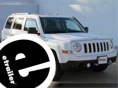 etrailer | roadmaster tail light wiring kit installation - 2014 jeep patriot  - youtube  youtube