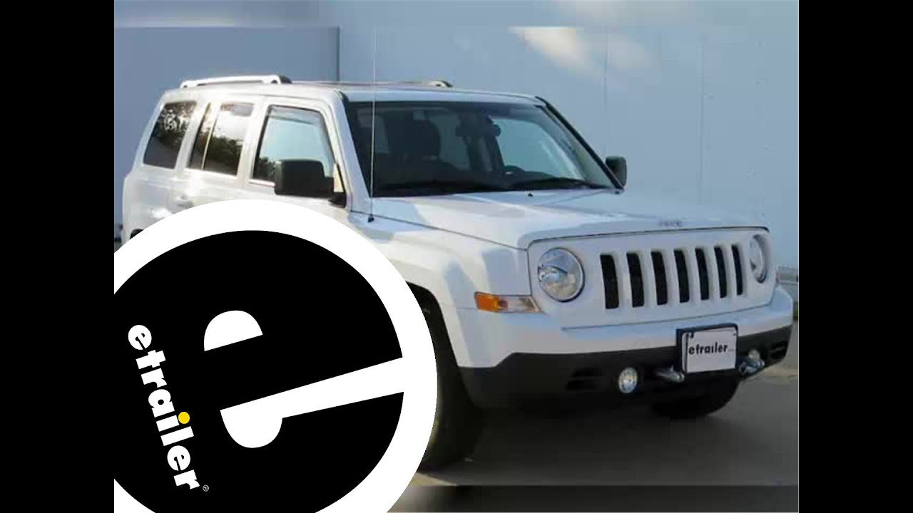 maxresdefault installation of the roadmaster tail light wiring kit on a 2014 jeep patriot hitch wiring harness at aneh.co