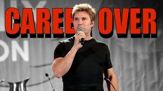 VIC MIGNOGNA'S CAREER IS OFFICIALLY OVER - Noble News