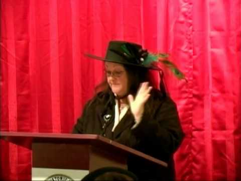 """Sandie La Nae of """"Psychic Creations"""" Nevada Historic Society Lecture"""