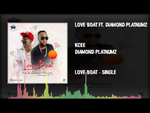 Kcee - Love Boat Ft. Diamond Platnumz (OFFICIAL AUDIO 2015)