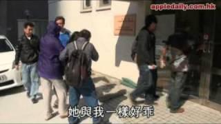 蘋果日報 - 20101029 - OL死亡約會 離奇溺斃