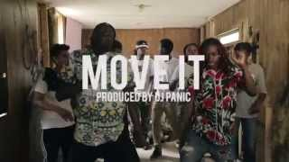 @DJLILMAN973 - MOVE IT * ( OFFICIAL VIDEO ) FT @TEAMLILMAN