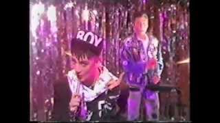 Culture Club - God Thank You Woman (Live Performance on Wogan 1986)