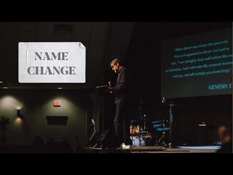 Name Change Part 2: Jacob