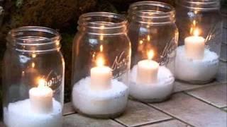 Идеи для зимней свадьбы в коричневых тонах