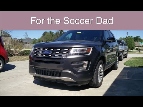 2016 Ford Explorer XLT Quick Review