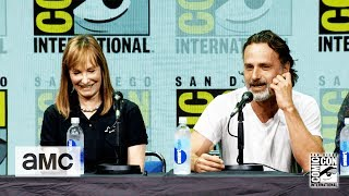 The Walking Dead: 'Andrew Lincoln Remembers the First Shot' Comic-Con 2017 Panel