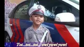 Lagu anak mobil polisi Nino w