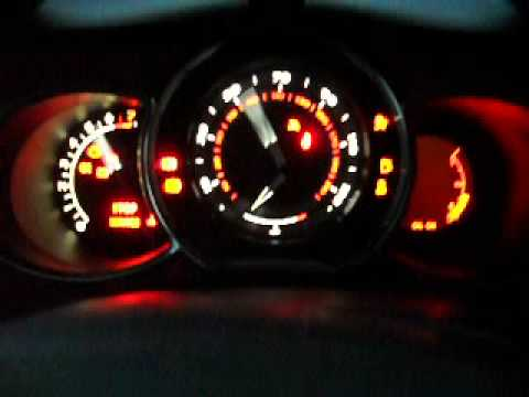 Citroen DS3 Front and dash