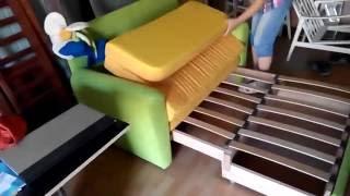 видео Детский диван Дельфин