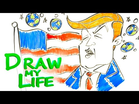 DRAW MY LIFE  Donald Trump The Musical