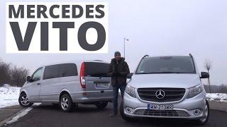 Mercedes Vito II 111 CDI 116 KM & Mercedes Vito III 111 CDI 114 KM – porównanie AutoCentrum.pl #173(, 2015-03-02T08:56:15.000Z)