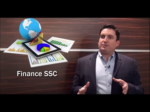 Maximize the Value of your Finance Shared Service Center- IT Convergence